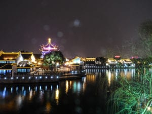 teach english in Suzhou China