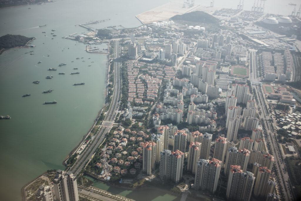 Xiamen, capital city of Fujian province