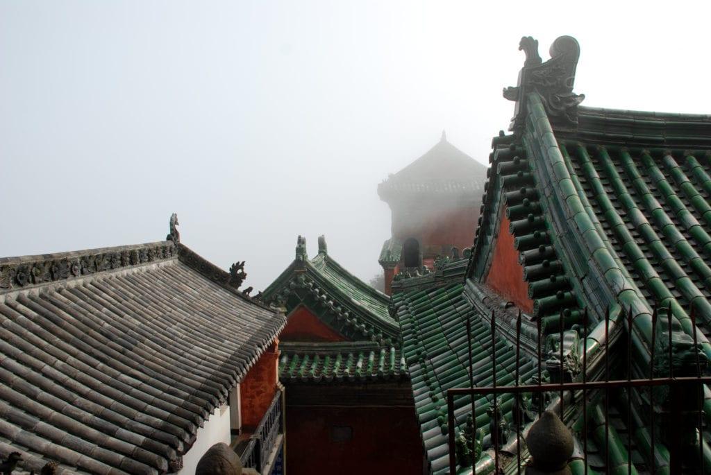 Wudang shan, Hubei province
