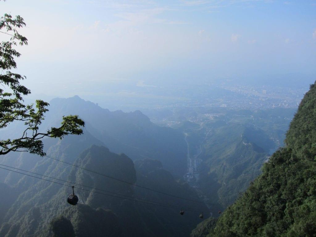 Zhangjiajie, Hunan province